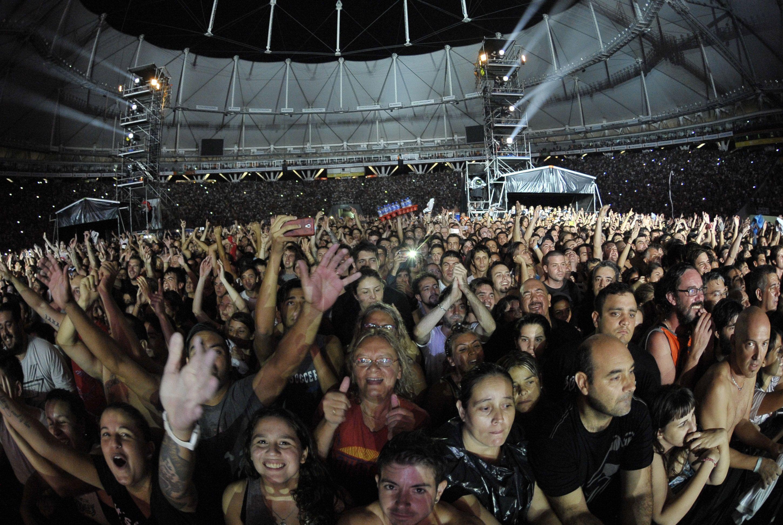 Este miércoles es el segundo recital de los Rolling Stones en La Plata