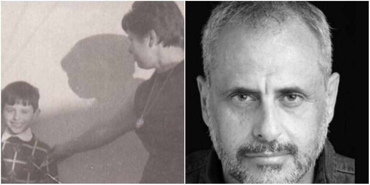 Jorge Rial: tierna foto junto a su madre y emotivo texto
