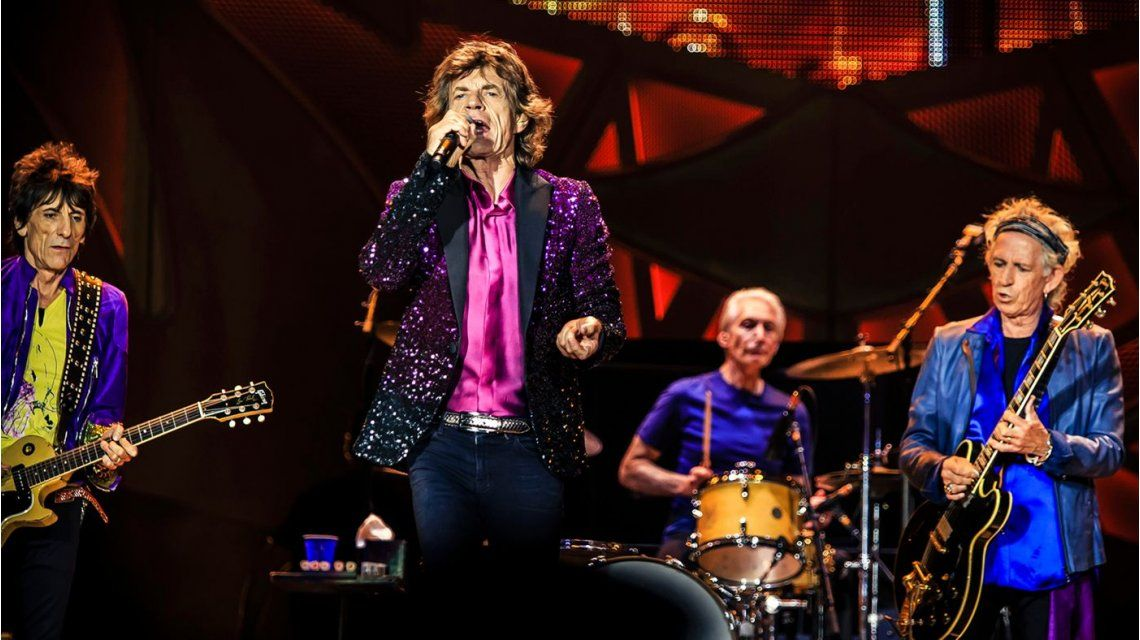 Fin de la espera: la fiebre Stone se desatará esta noche en La Plata