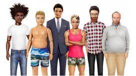Ahora piden que Ken tenga panza