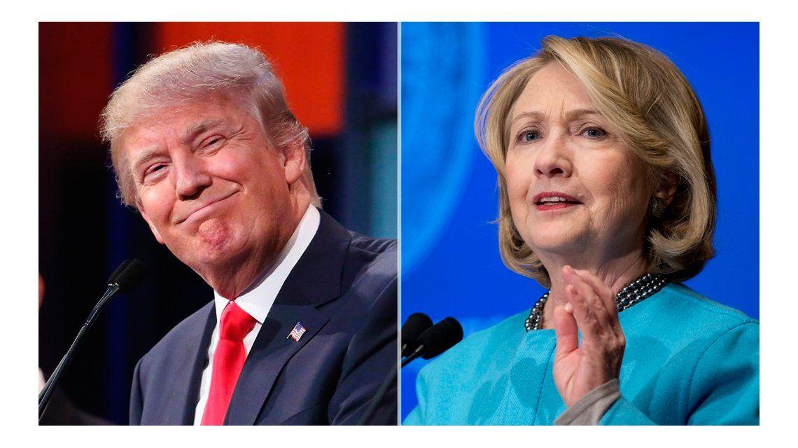 Trump perdió y Hillary empató con Sanders en las primarias de Iowa