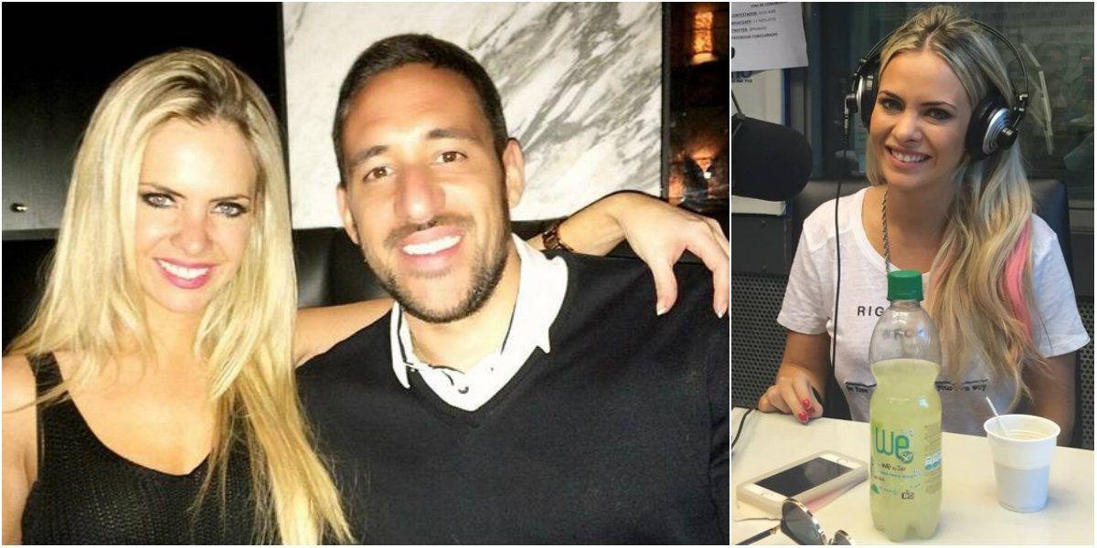 El desopilante cuestionario de celos de Ale Maglietti y Jonás Gutiérrez