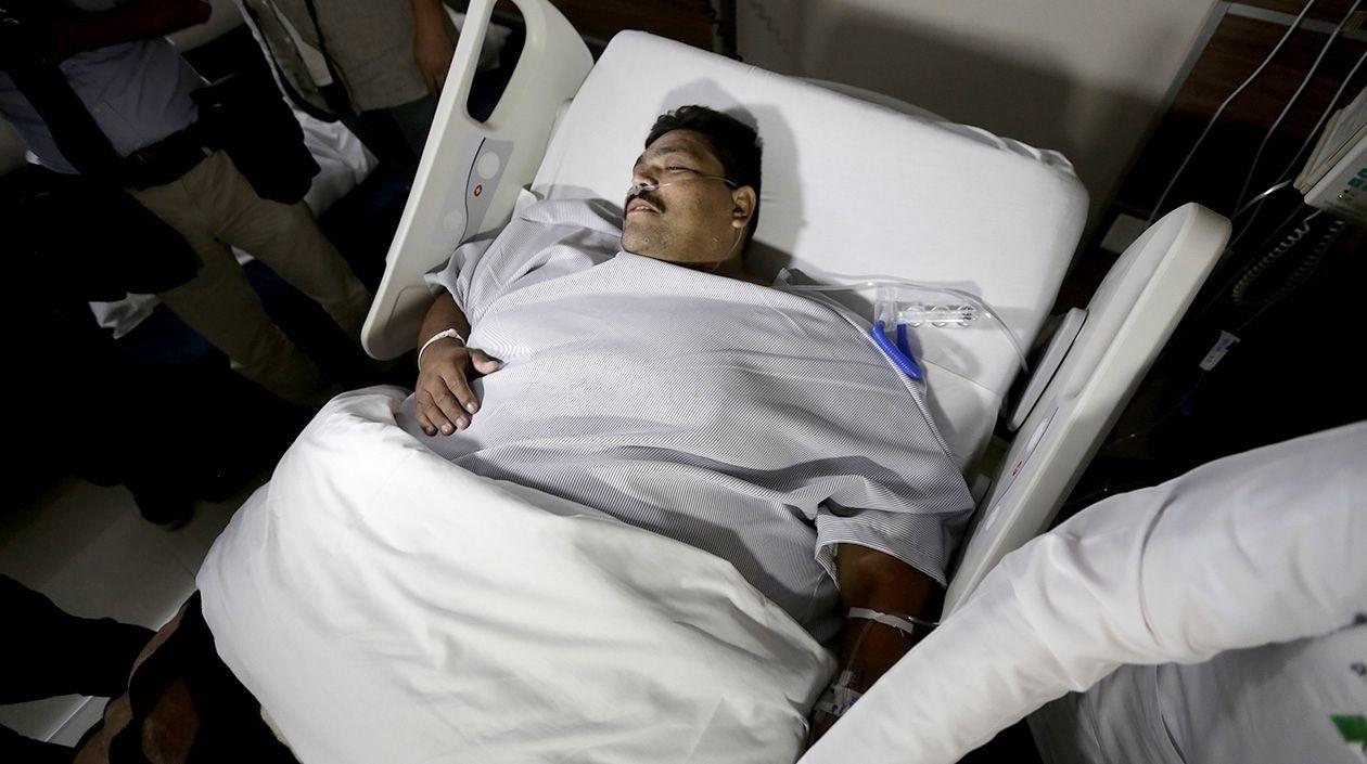 El hombre más gordo murió por las bebidas energizantes: tomaba más de 6 latas por día