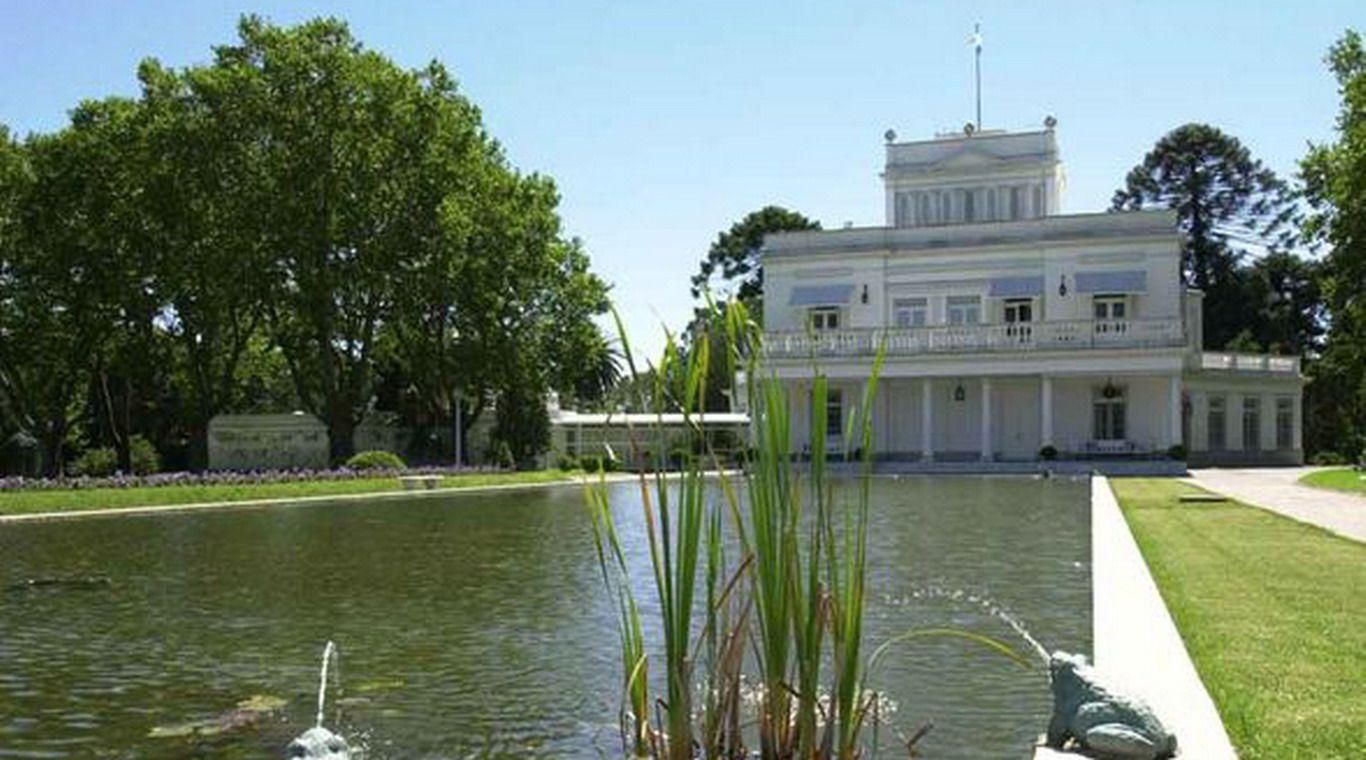 <p>Quinta presidencial de Olivos</p>
