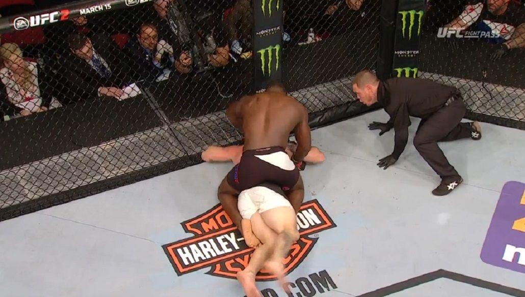 Los lindos también caen: el sex symbol de la UFC perdió su invicto