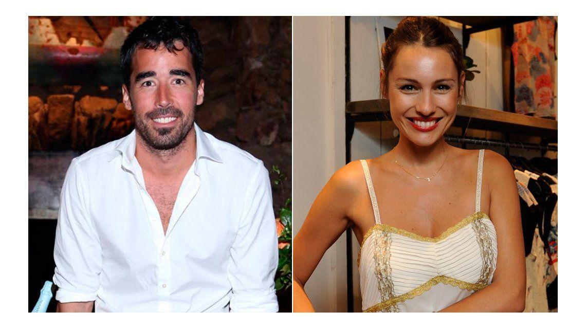 La ironía de Nacho Viale, ante los rumores de romance con Pampita