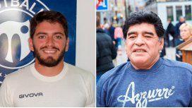 Por una cautelar, Diego Jr. no podrá nombrar a Maradona en Showmatch