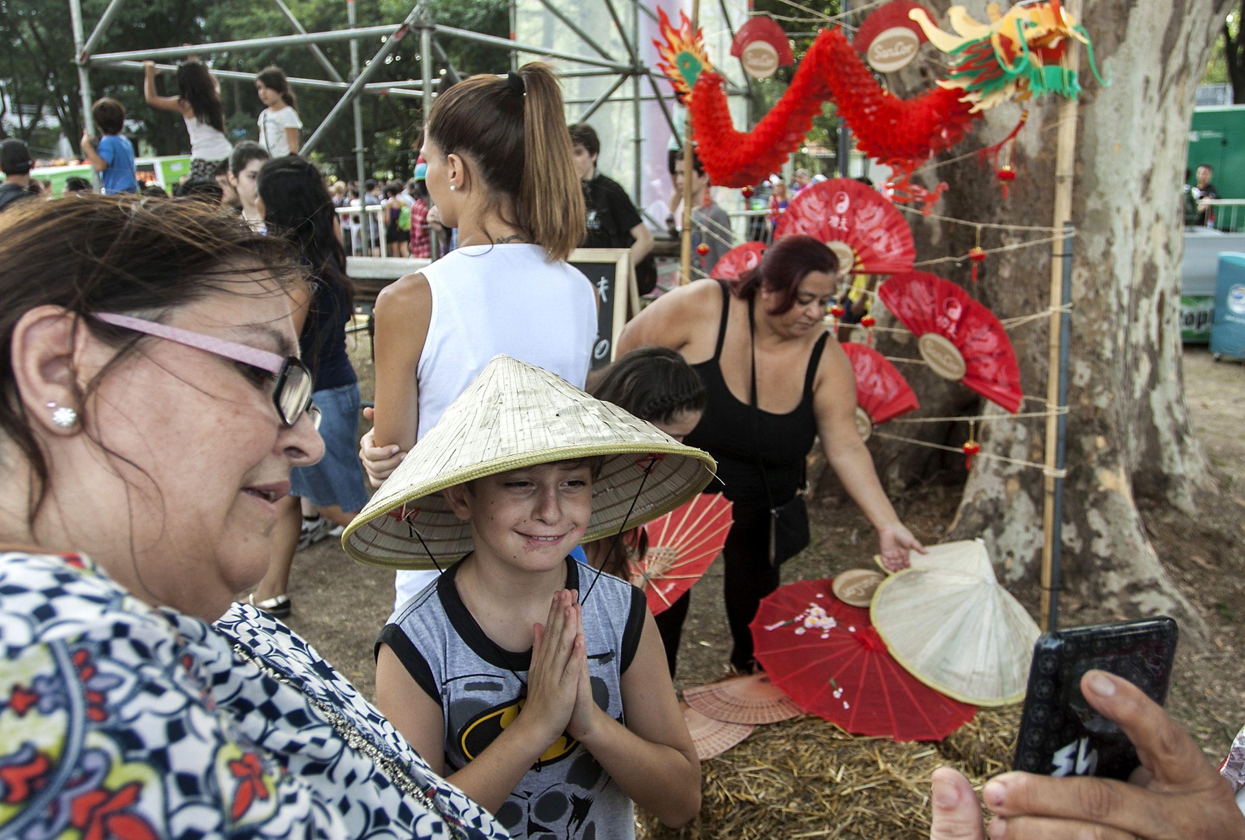 Mira las imágenes del Año Nuevo Chino