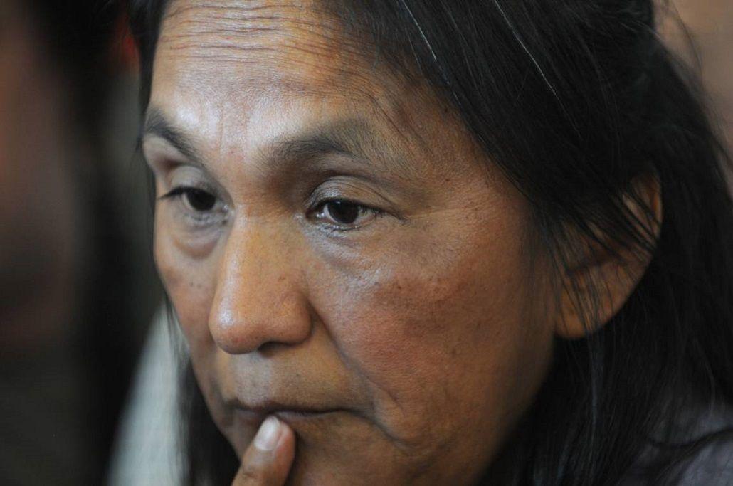 La dirigente Milagro Sala se negó a declarar ante el juez que la investiga