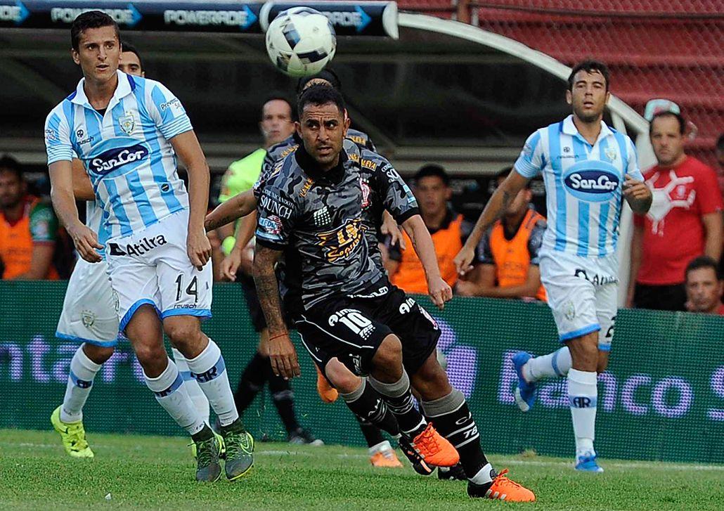 Huracán cayó en el debut como local ante Rafaela