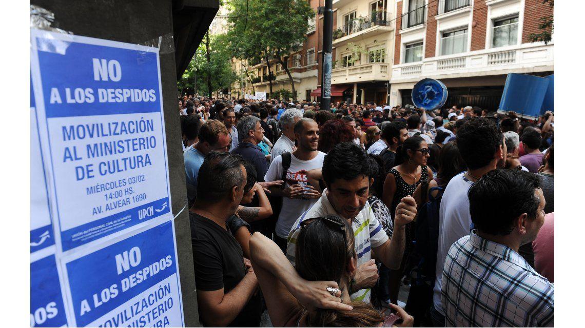 Sin el apoyo de Cambiemos, la oposición se une para prohibir despidos por dos años