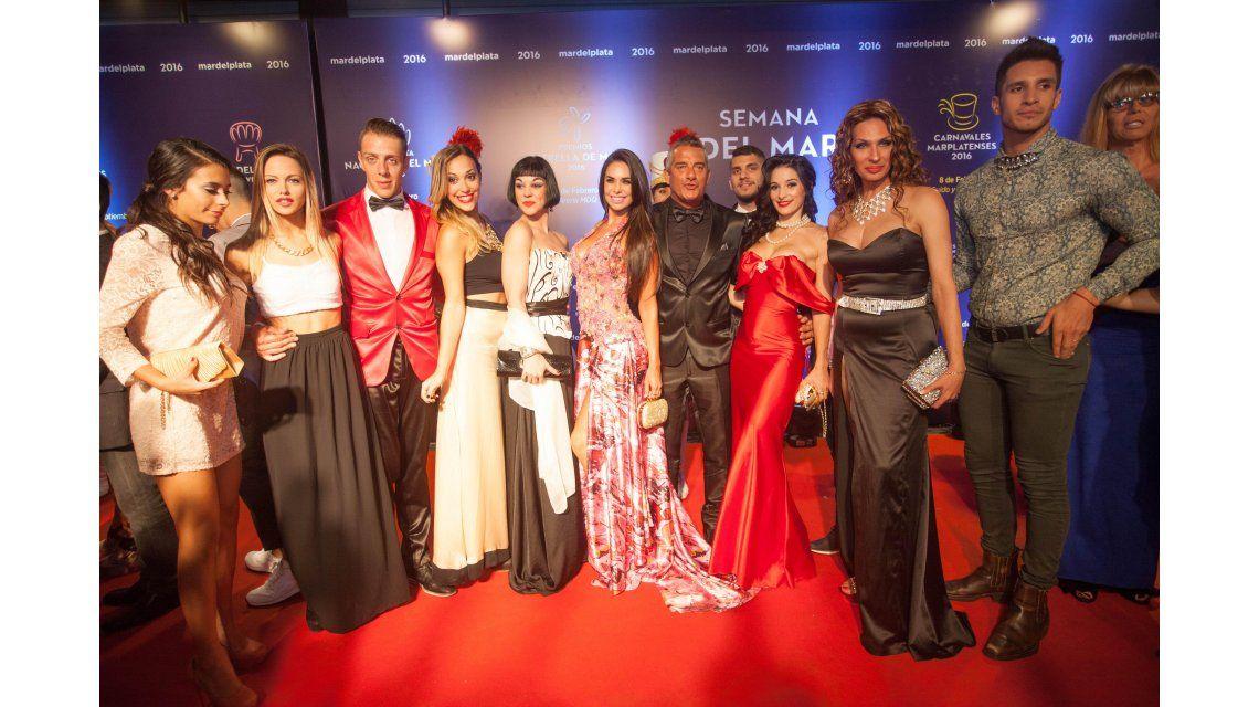 Las fotos de la previa de los Premios Estrella de Mar