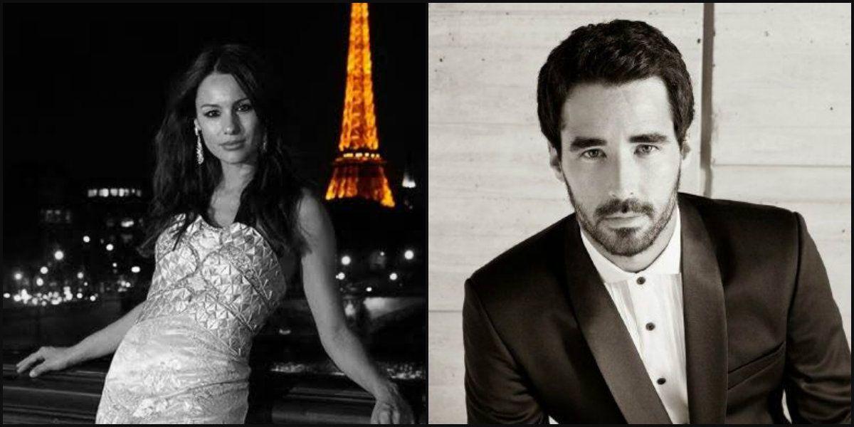 Pampita y Nacho Viale se van juntos a París