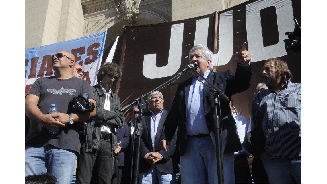 Los judiciales van al paro por el traspaso de la justicia a la Ciudad