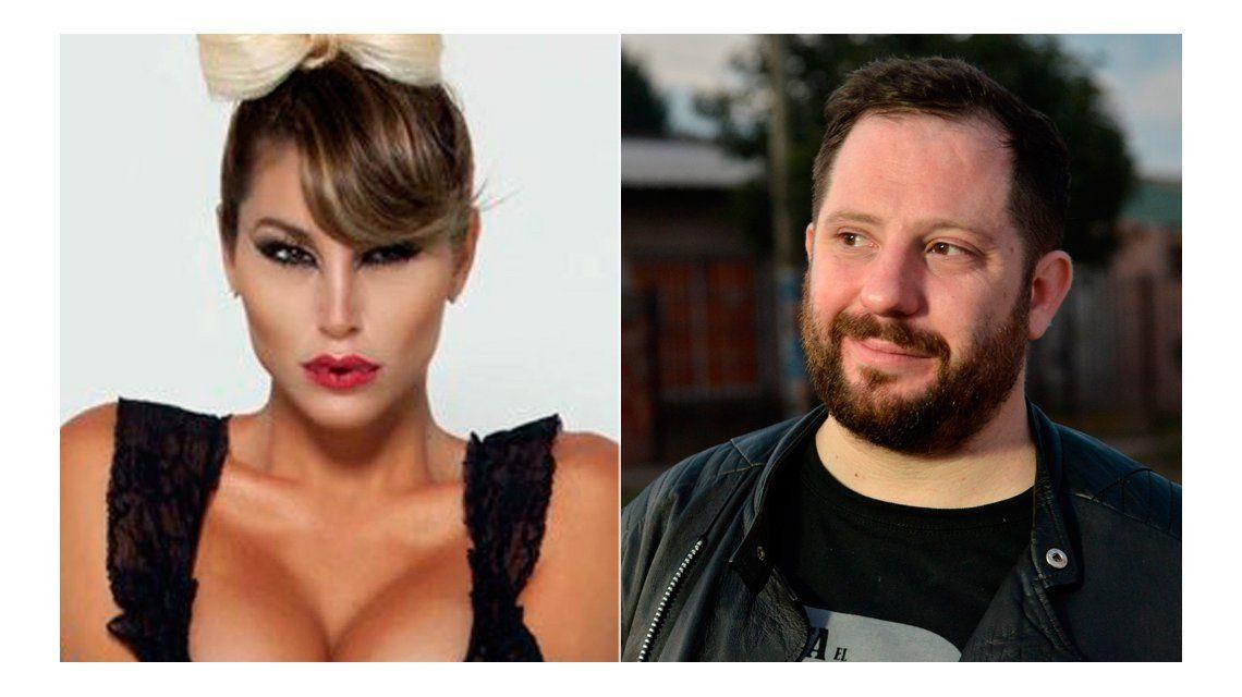 Vicky Xipolitakis y José Ottavis, juntos por primera vez en televisión