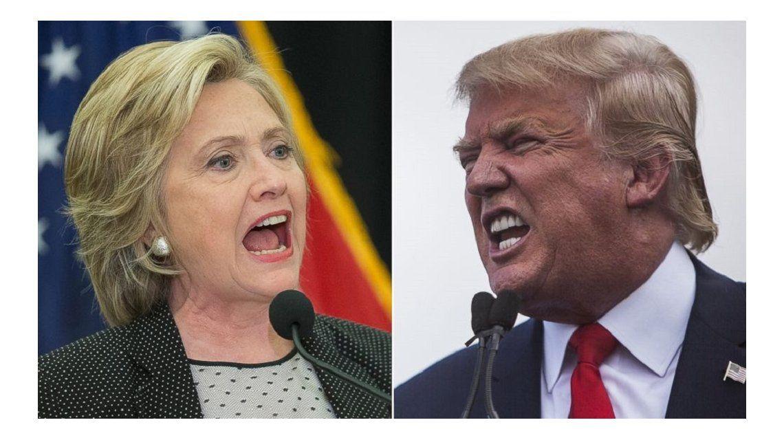 Hillary y Trump se consolidan como favoritos tras el Super Martes