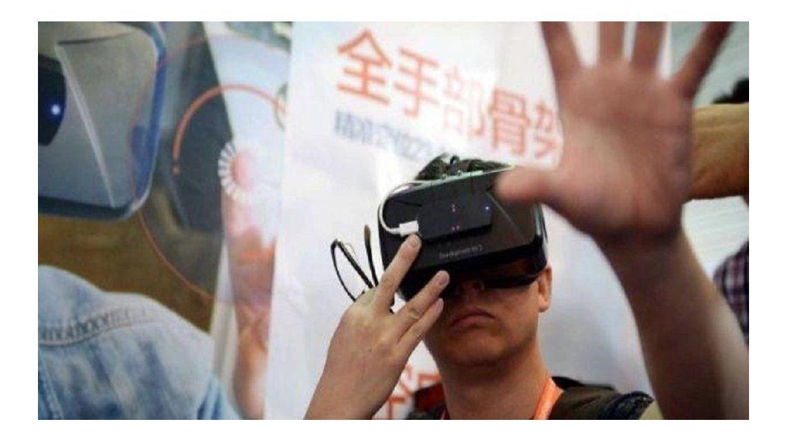 Apple estaría trabajando en su propio visor de realidad virtual