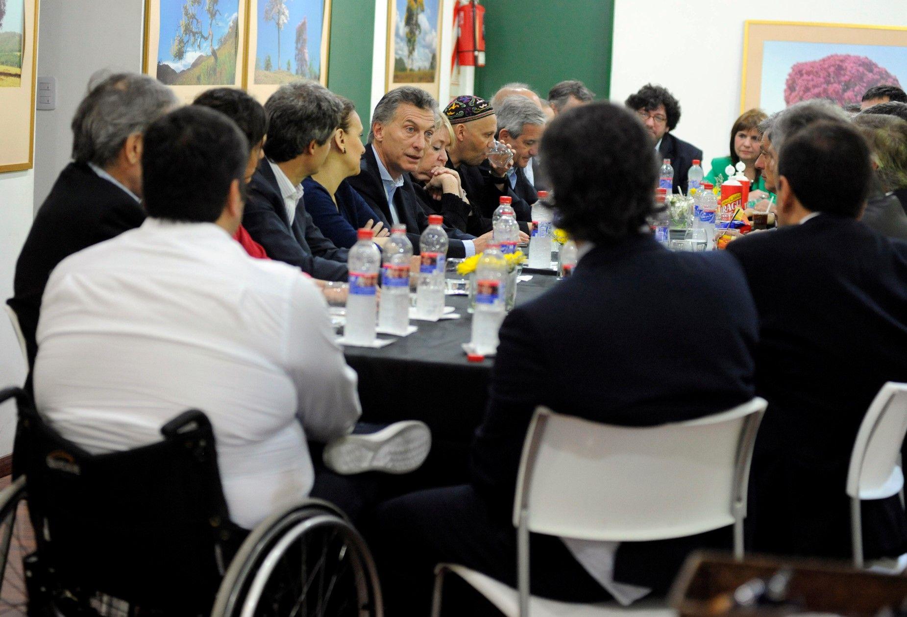 Macri encabezará una reunión con su Gabinete de ministros en Casa de Gobierno