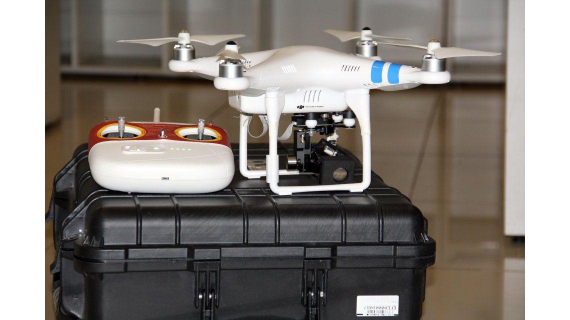 Un hombre, condenado a prisión por manejar un dron sin permiso