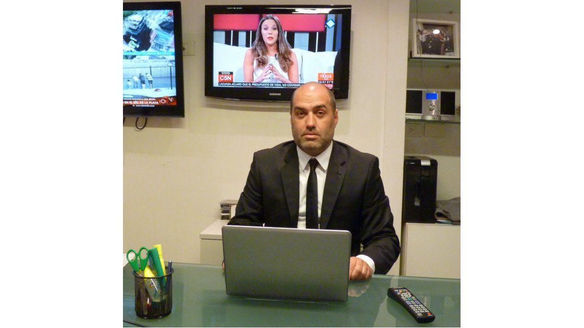 Marcelo Salomone (Gerente Periodistico de C5N)