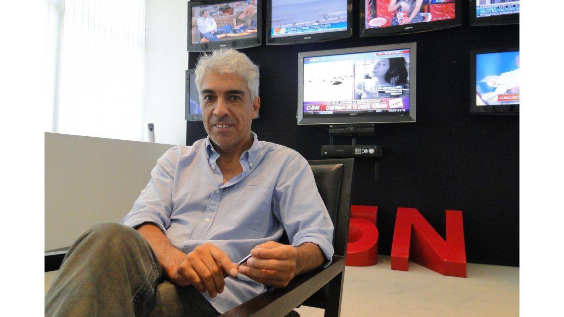 Francisco Mármol (Director de Contenidos y Programación de Indalo Media)