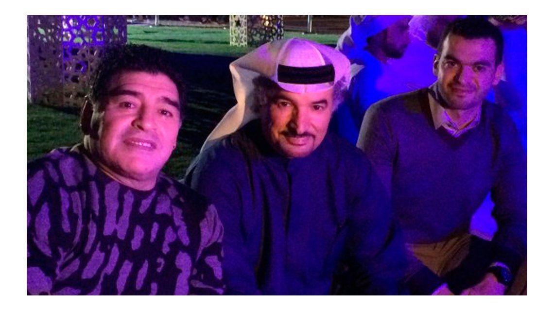Se viene un explosivo documental sobre Diego Maradona