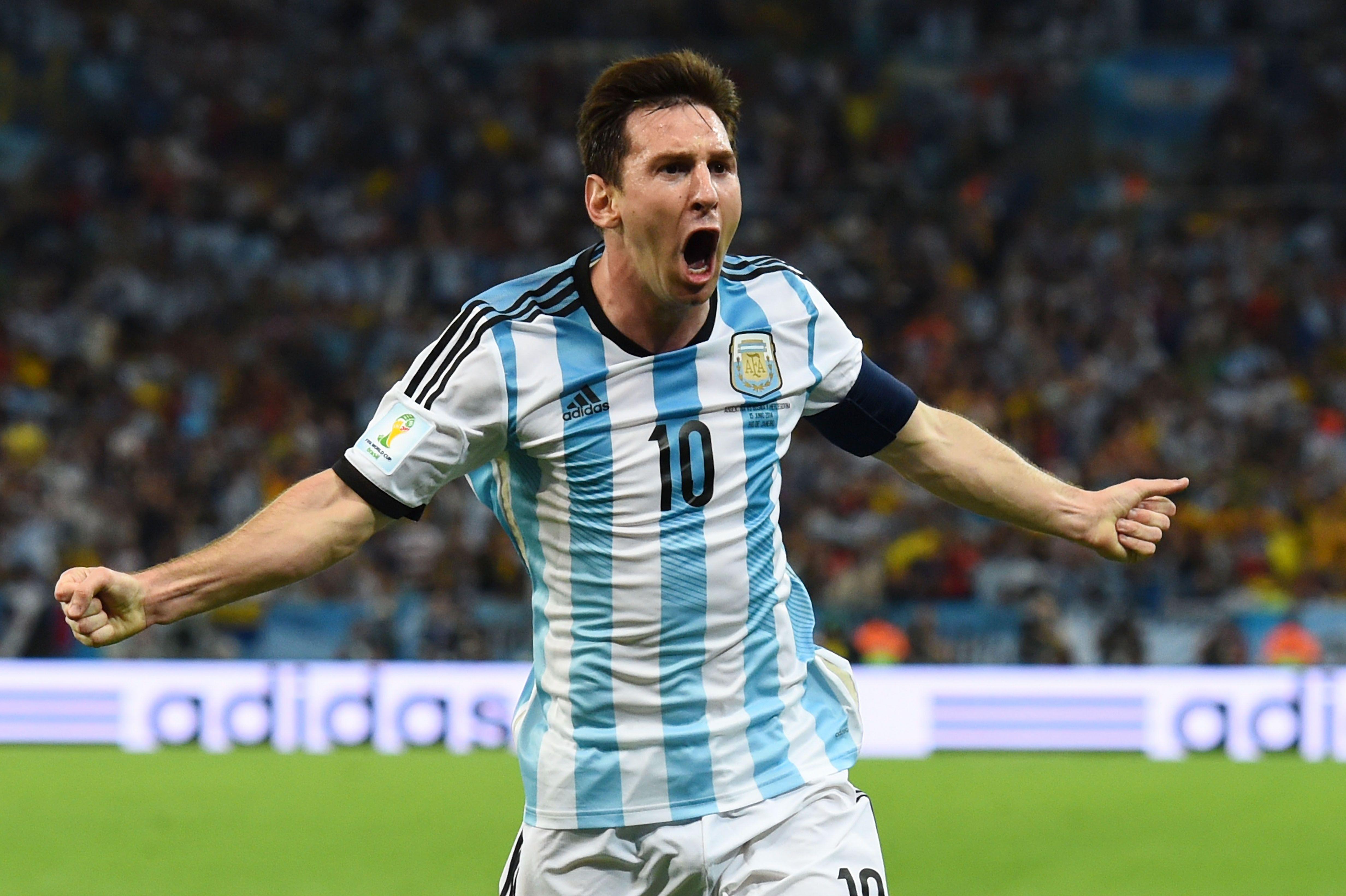Messi: No me interesan los récords, prefiero ganar algo con Argentina