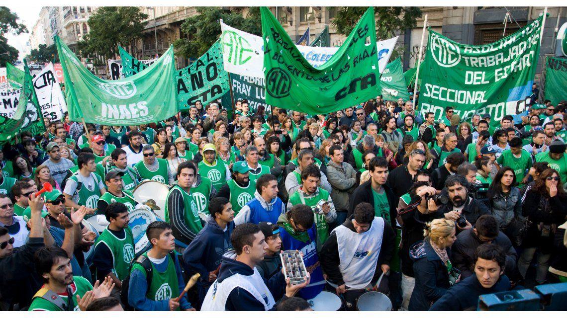 ATE anunció un paro nacional con movilización para el 24 de febrero