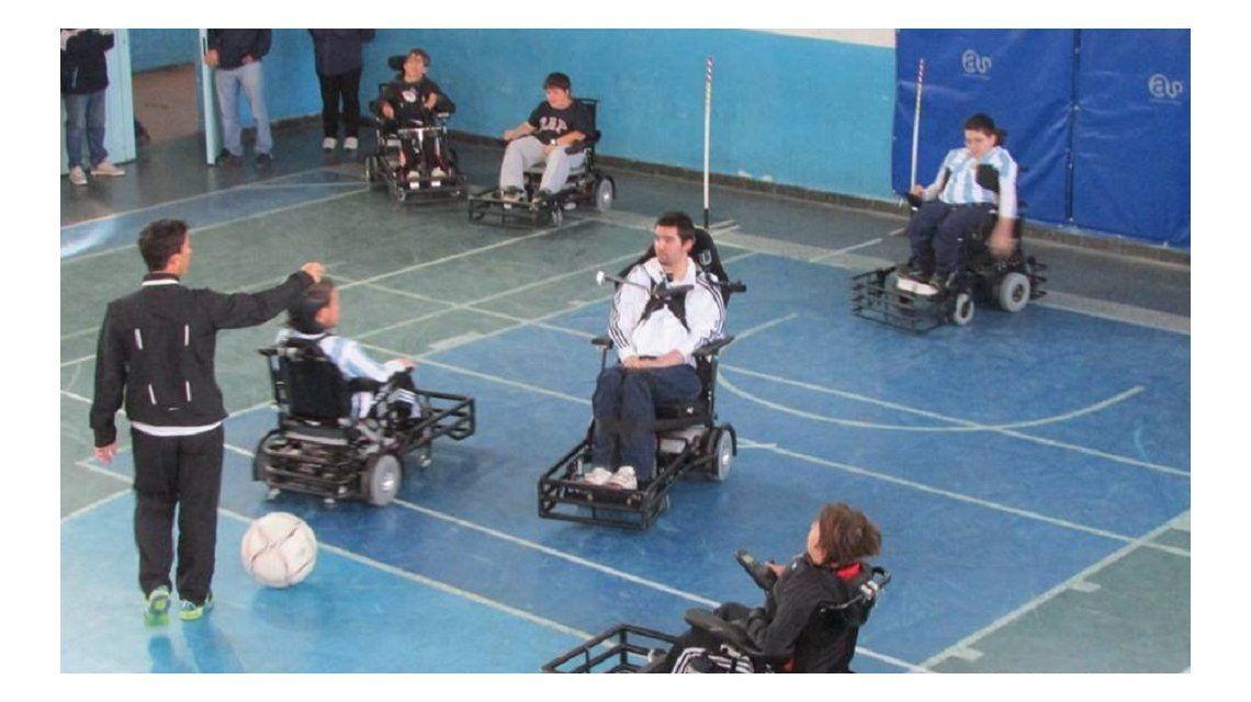 La otra Selección: en silla de ruedas, Argentina quiere conquistar el mundo