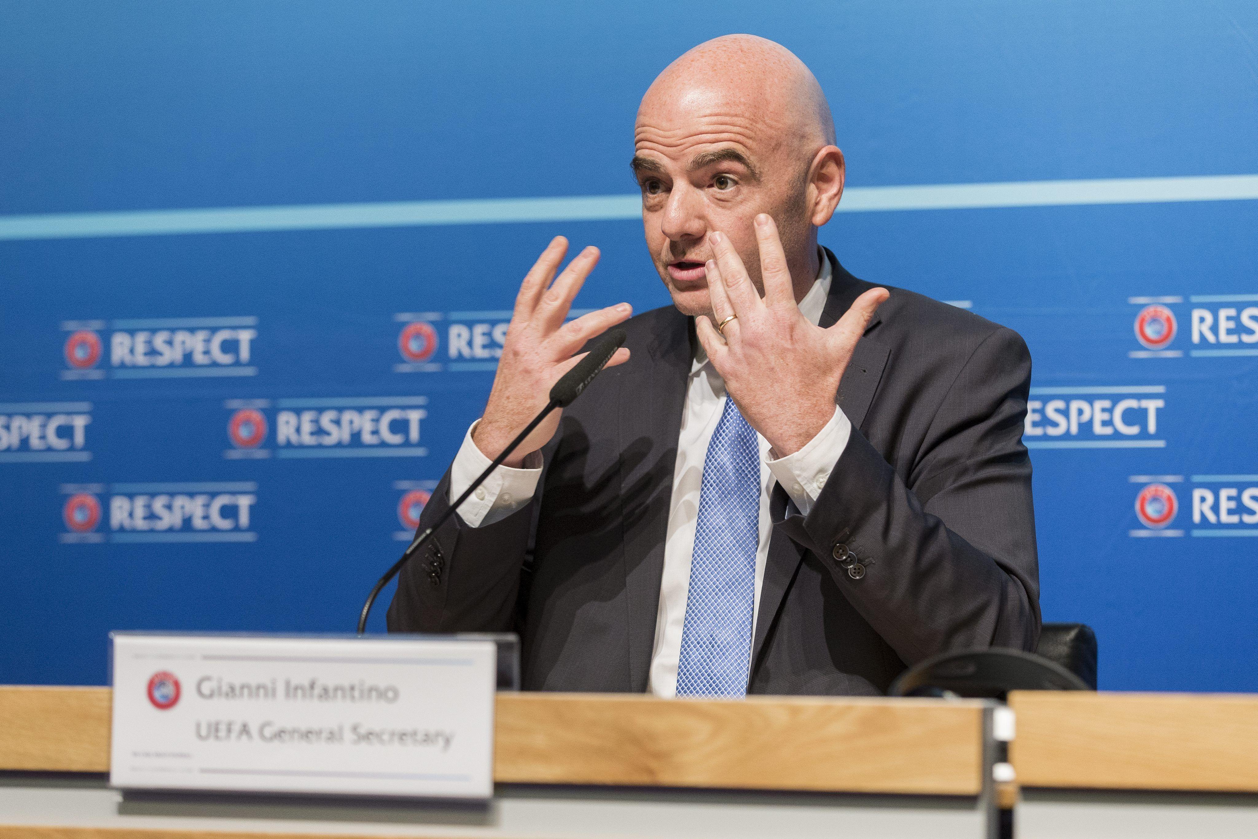 ¿Quién es Gianni Infantino, el nuevo presidente elegido en la FIFA?