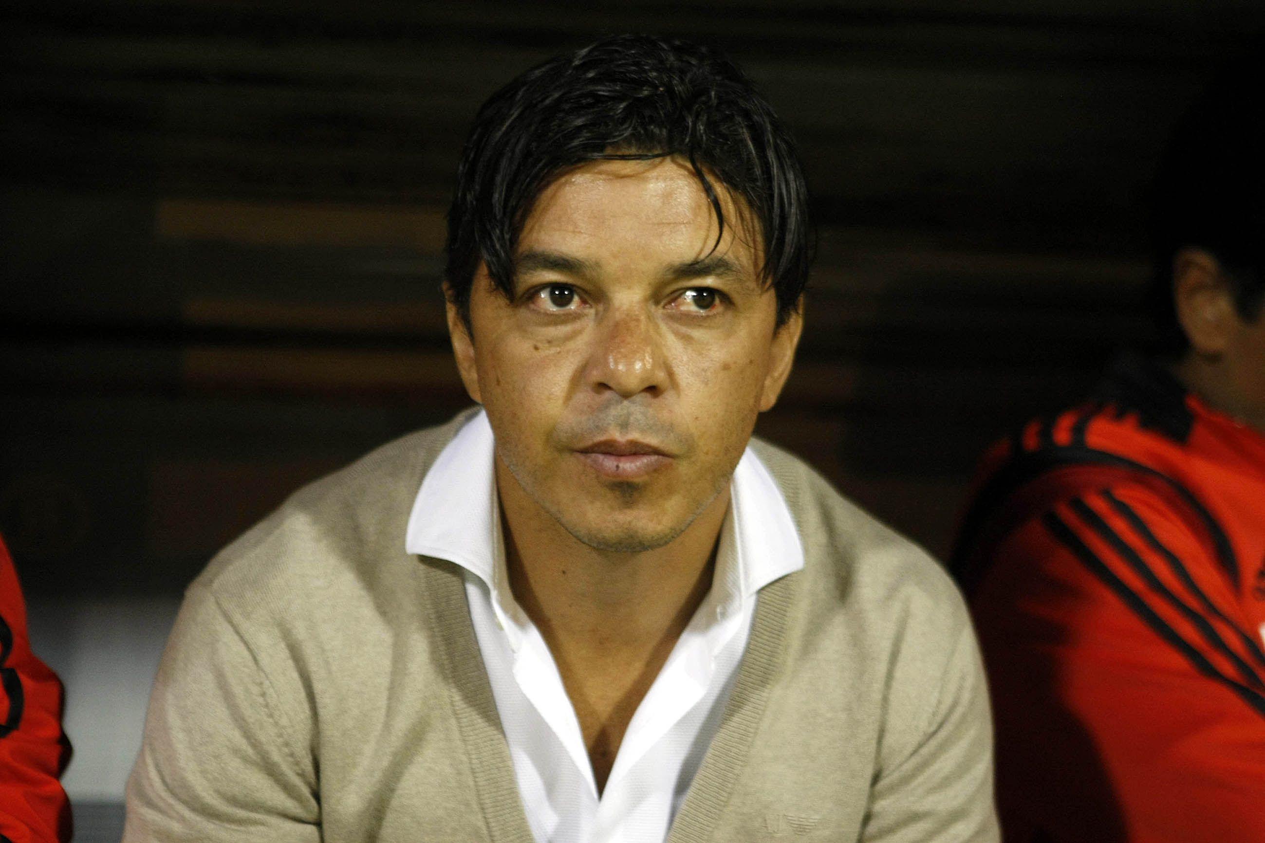 Un indicio más: Gallardo elogió al uruguayo que quiere como refuerzo