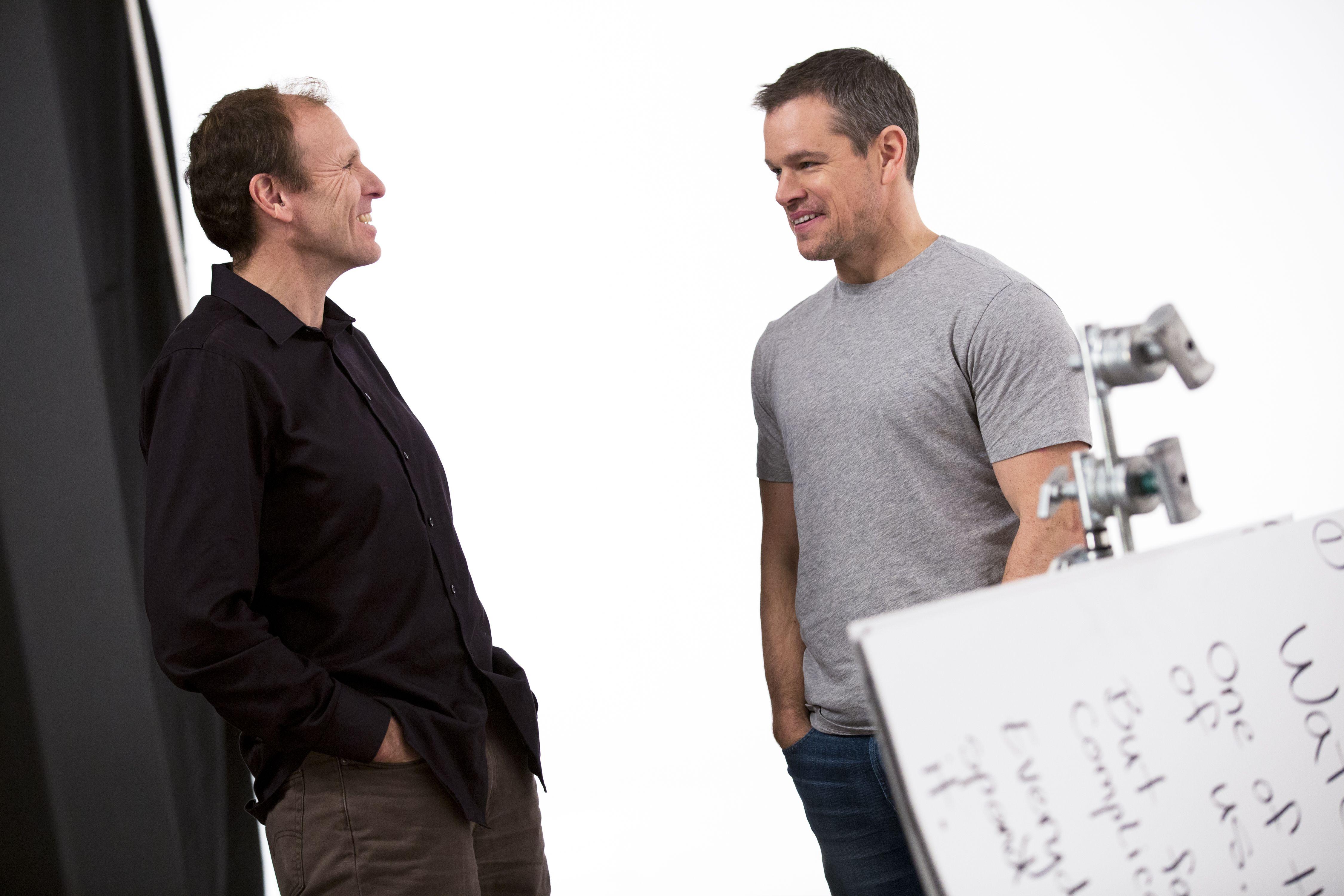 Stella Artois, junto a Matt Damon, en la cruzada por el agua potable
