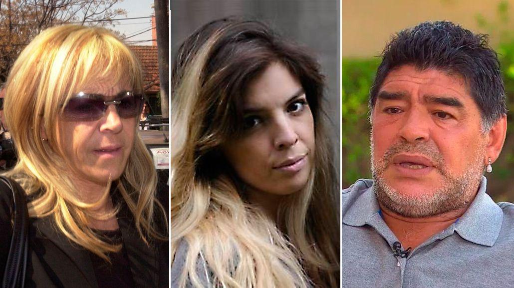 Dalma Maradona: Mamá me pide que no me aleje de mi papá