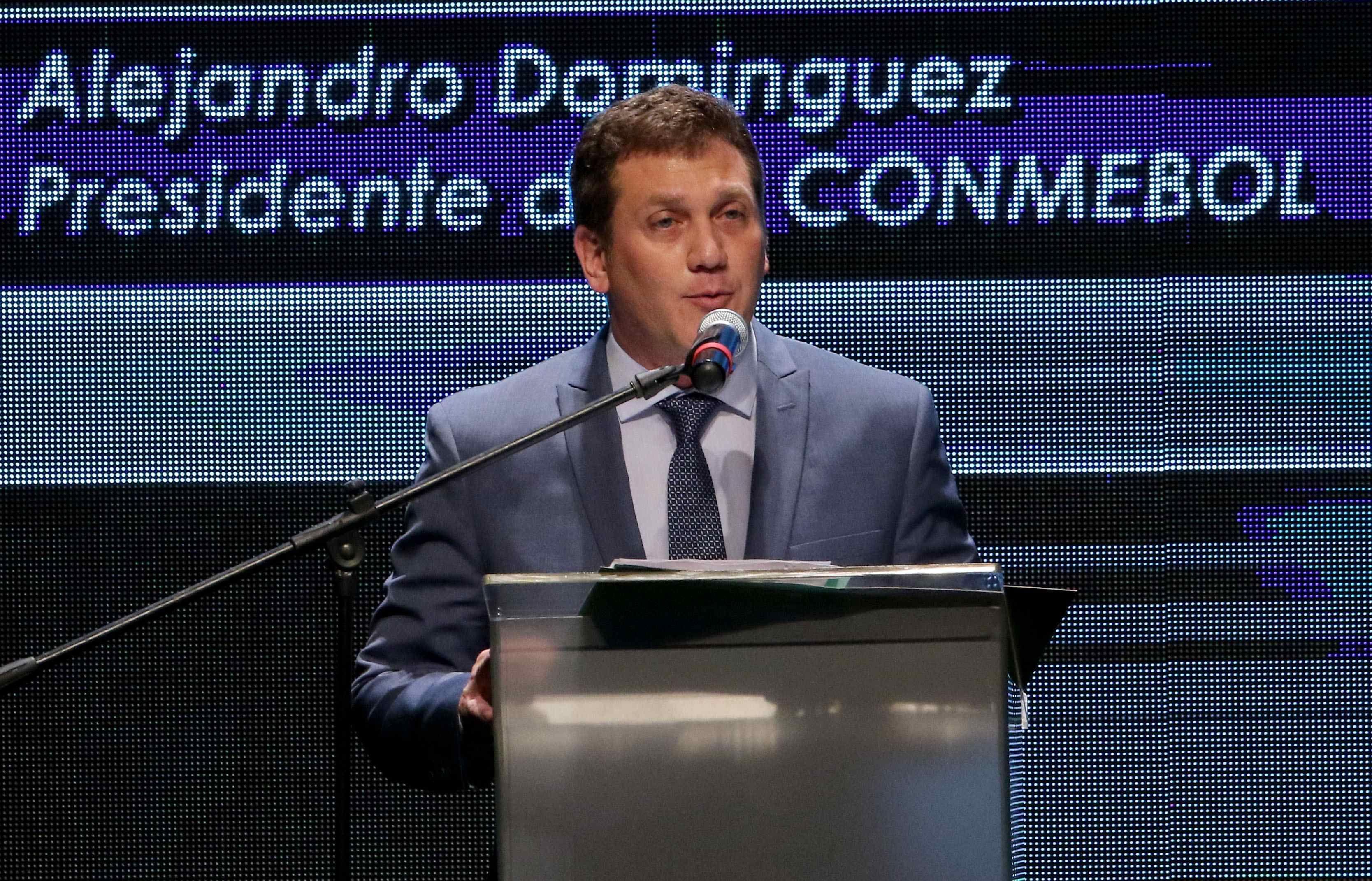 Nuestro gran objetivo es que el Mundial 2030 sea en Argentina y Uruguay