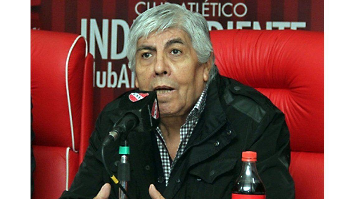 Hugo Moyano fortalece su intención de ser presidente de AFA
