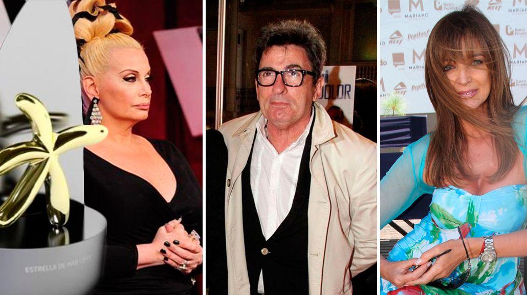 Las grandes ausencias en los Estrella de Mar: Carmen Barbieri, Beto César y Adriana Salgueiro