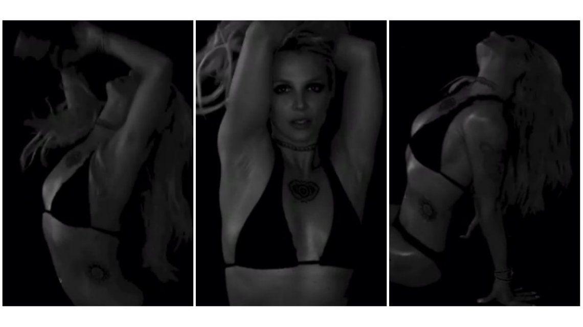 Britney Spears causa furor con videos hot en Instagram