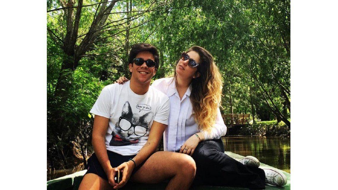 El hermano de Juana Repetto la defendió de las críticas en Twitter