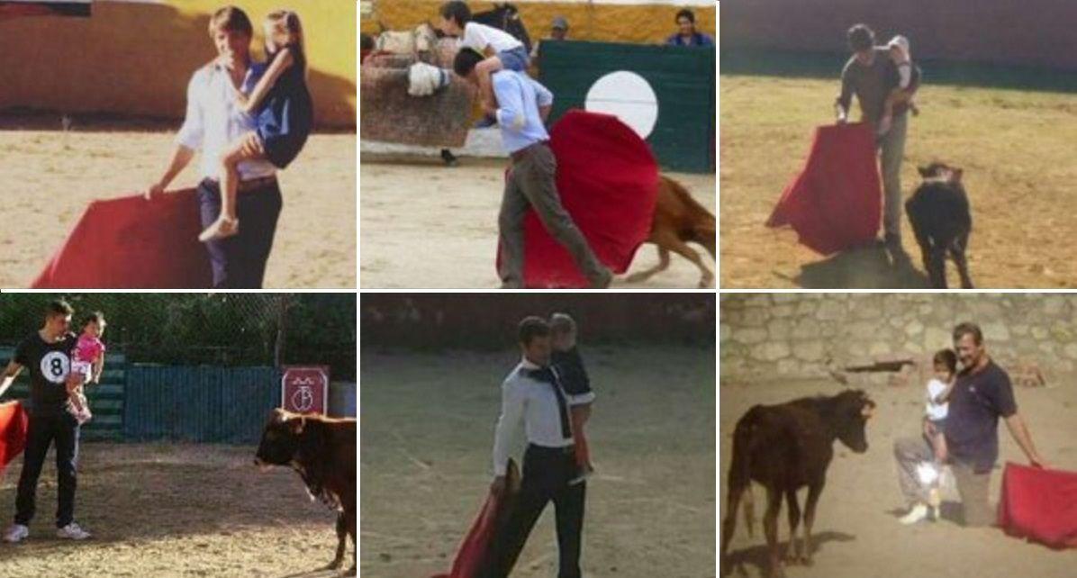 La Insólita respuesta tras la polémica por el torero con un bebé