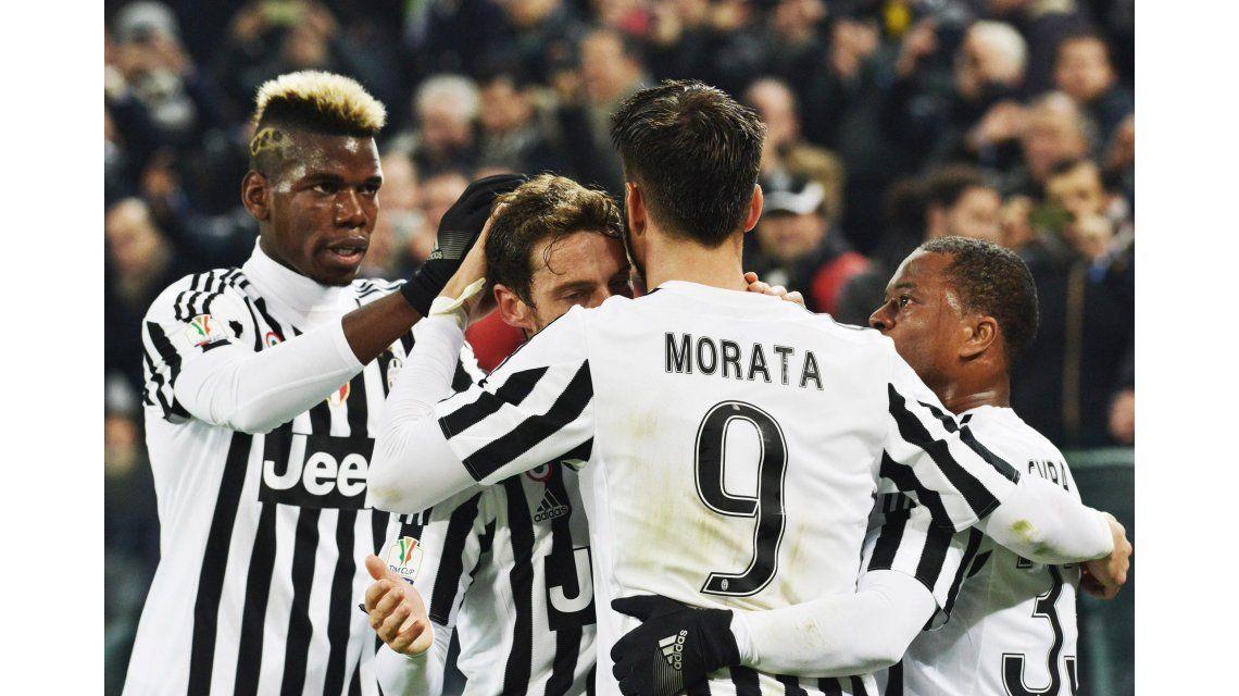Dybala marcó en la goleada de la Juventus ante el Inter