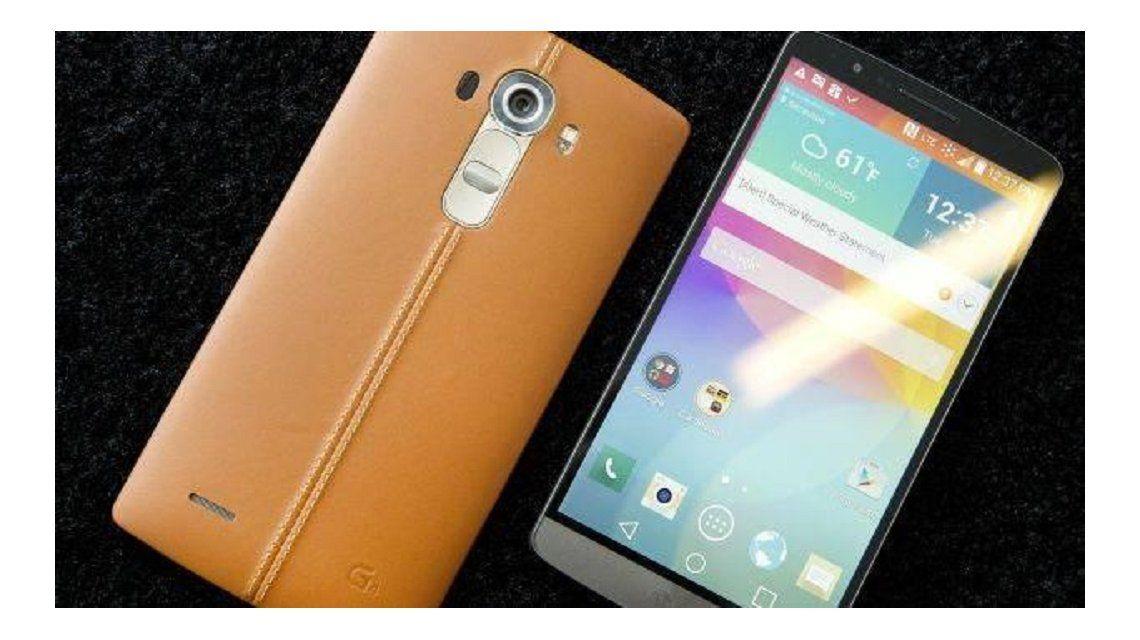 LG apuesta a dos nuevos smartphones para 2016