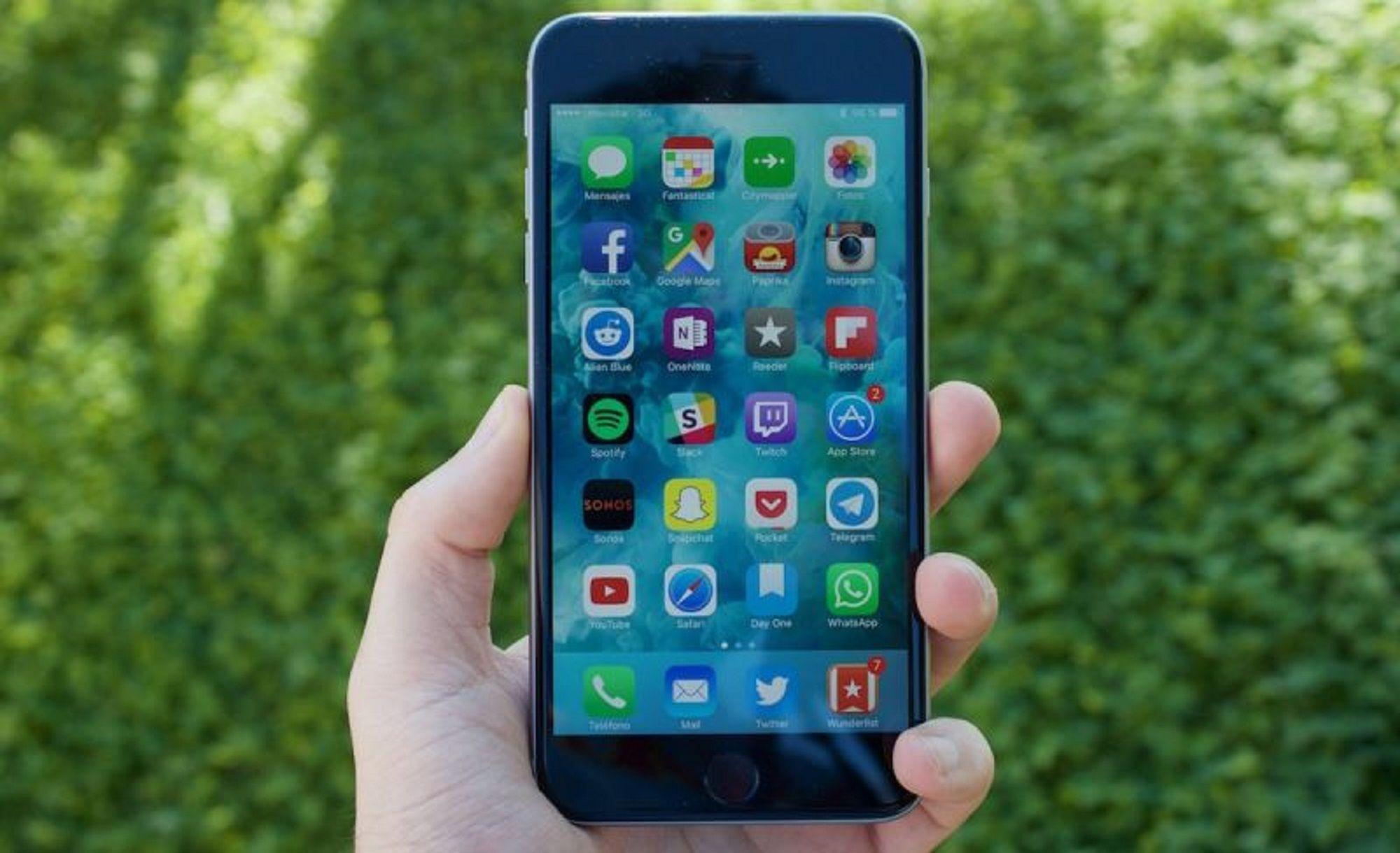 Alertan por página web que colapsa iPhones en segundos