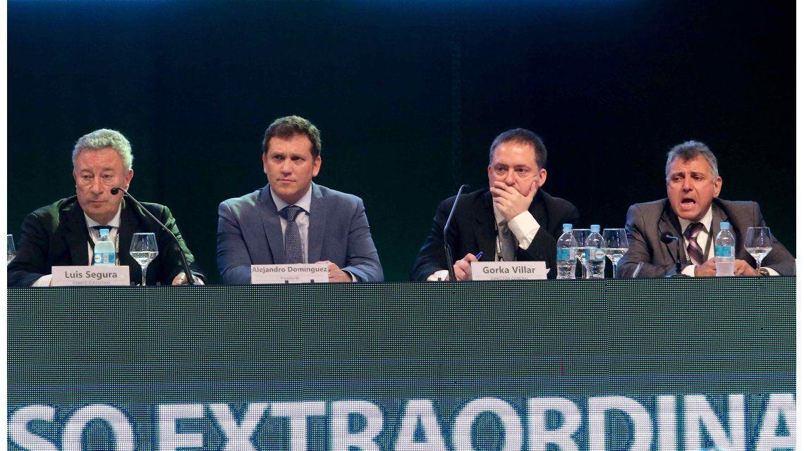 Luis Segura integrará el Comité Ejecutivo de la FIFA