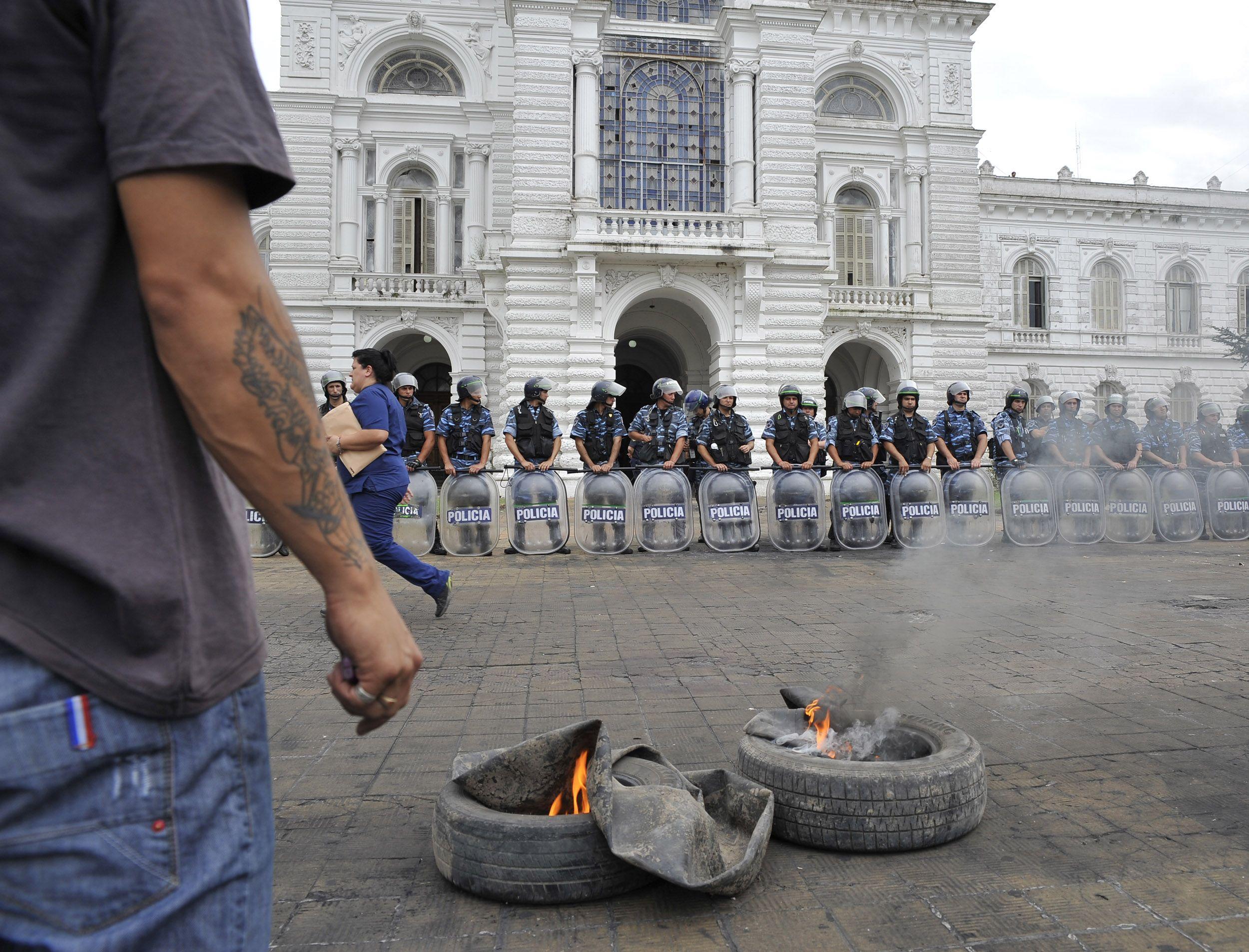 La Plata recontrató a más de la mitad de los empleados públicos echados