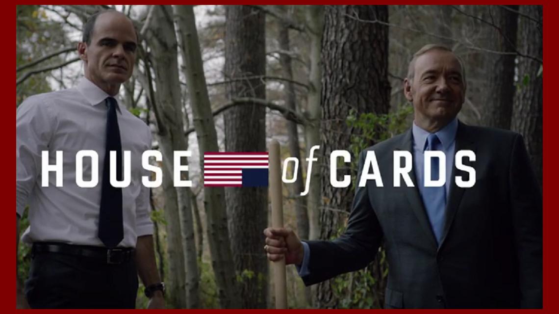 Mirá el trailer de la cuarta temporada de House of cards