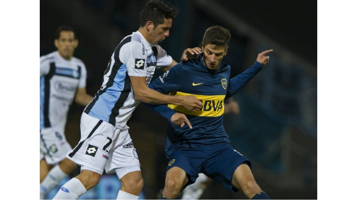 El joven uruguayo podría dejar Boca en poco tiempo