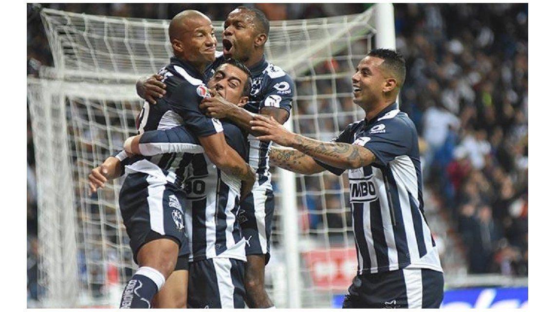 De Núñez a Monterrey: centro de Funes Mori, gol de Sánchez en México
