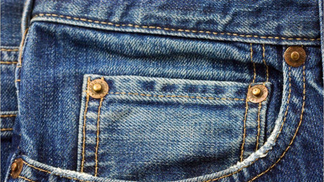 ¿Para qué sirven los bolsillos chicos de los jeans?