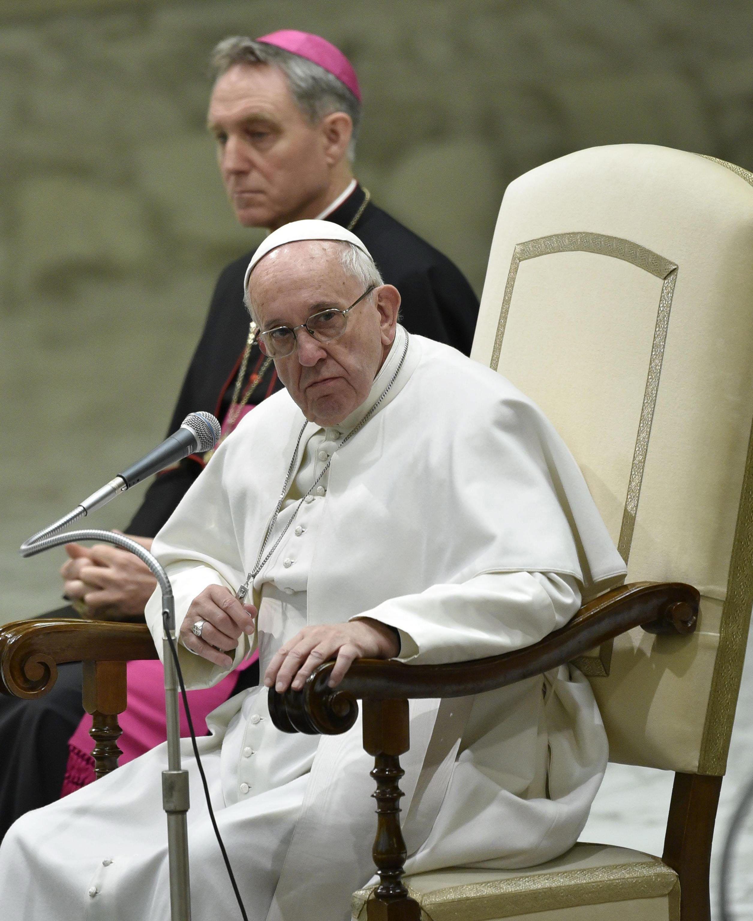 El Papa viaja a Suecia para conmemorar la Reforma luterana