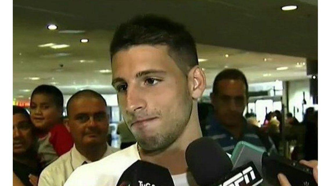 Antes de irse a Brasil, Calleri cargó contra Boca: Casi me tuve que ir a la fuerza